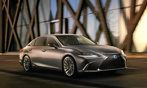 Lexus revealed its new ES in Beijing this week. Picture: MOTORPRESS