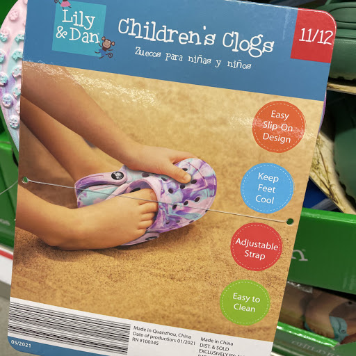 Kids Clogs Only $4.99 & Adult Styles Just $5.99 at ALDI