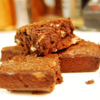 Nuttilicious Brownies