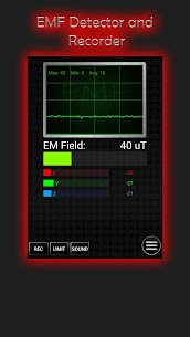 Ultimate Ghost Detector (real EMF, EVP recorder) 3