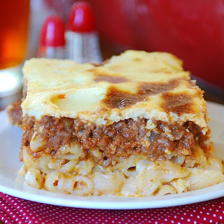 224. Greek Lasagna (Pastitsio)