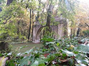 Photo: Une autre porte de ce même parc.