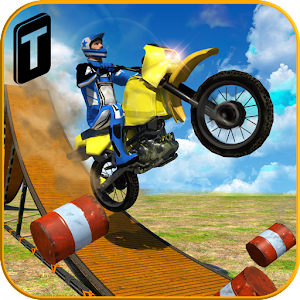 Crazy Bike Stunts 3D for PC and MAC