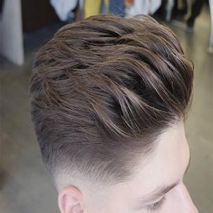 Style Haircut Man Fashion 2018 - náhled