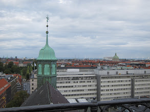 Photo: View from top of Round tower