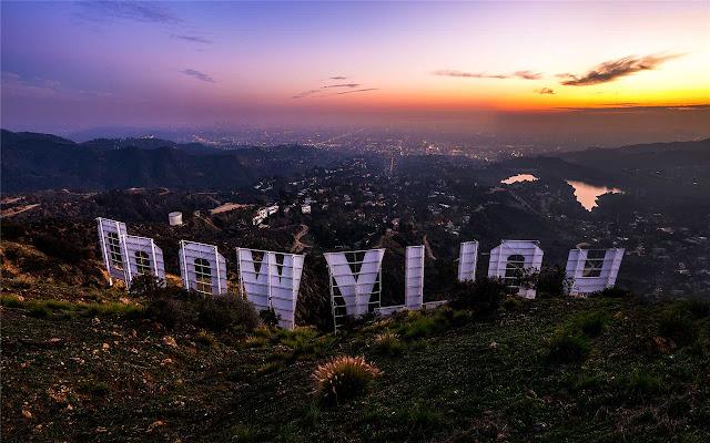 Hollywoody Themes & New Tab