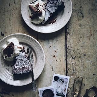 Swedish Chocolate Cake.