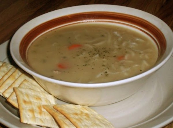 Quick And Easy Turkey Noodle Soup Recipe