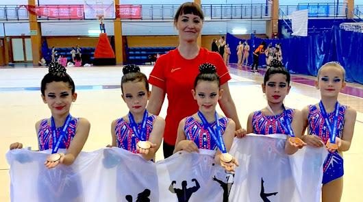 El Centro Deportivo 360 logra la medalla de bronce