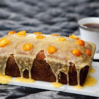 Kumquat Cardamom Cakes