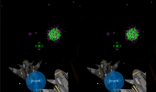 VR Space Shoot - for phones without a gyroscope - Apps on