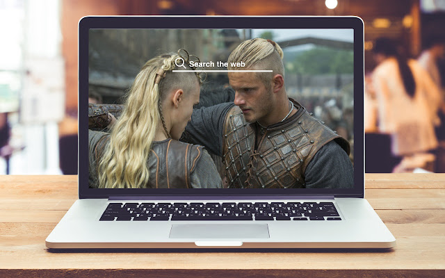 Vikings HD Wallpapers New Tab Theme
