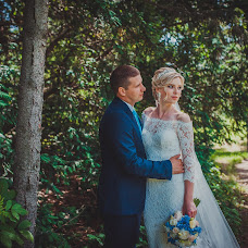 Wedding photographer Anastasiya Khramchikhina (ponochka). Photo of 02.08.2016