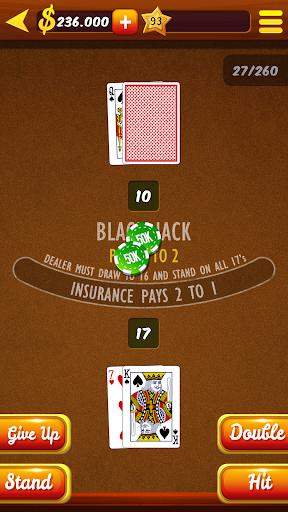Blackjack 21 HD 1.0 Mod screenshots 5