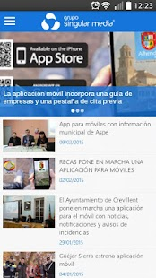 Grupo Singular Media- screenshot thumbnail