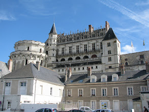 Photo: One final look at Château d'Amboise, in full glory.