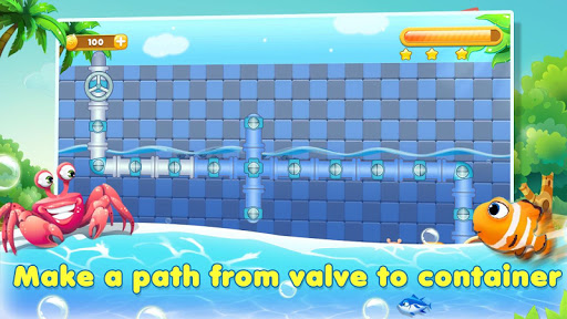 Plumber - Connect Pipes - screenshot