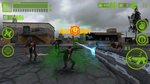Zombie Hell 3 : Last Stand - FPS Shooter 1.01 de.gamequotes.net 2