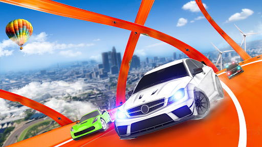 Impossible Tracks Car Stunts Racing: Stunts Games apktram screenshots 16