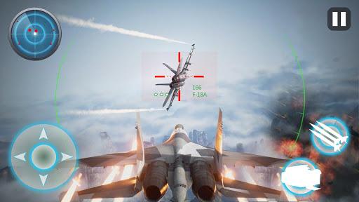 Aircraft Combat:Modern War planes cheat hacks