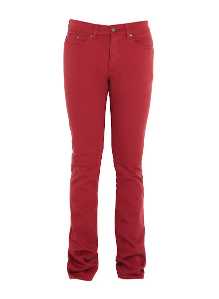 Photo: Red Skinny Jeans £19.99 http://bit.ly/Lua284