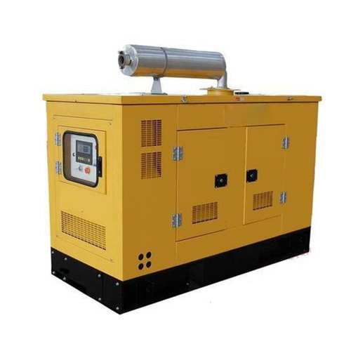Mild Steel 30 kVA Eicher Silent Diesel Generator, 230/415V