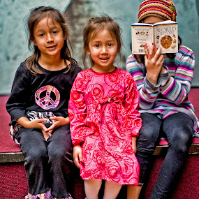 Look at My Shoes by Don Chamblee - Babies & Children Children Candids
