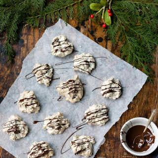Icelandic Christmas Meringue Cookies.