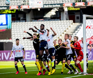 Le club d'Aarhus officialise les discussions avec Anderlecht pour Bundu