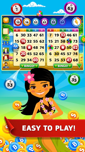Tropical Beach Bingo World 7.5.0 screenshots 5