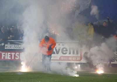 Saint-Trond à l'amende pour les incidents survenus lors du derby face à Genk
