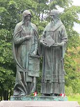 Photo: Кирилл и Мефодий