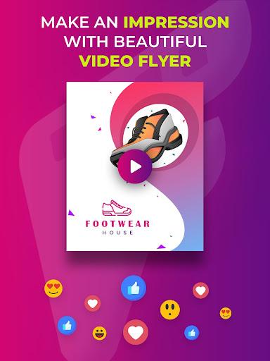 Flyer Maker, Poster Maker With Video 19.0 screenshots 16