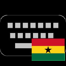 GhanaKey - Keyboard for Ghana