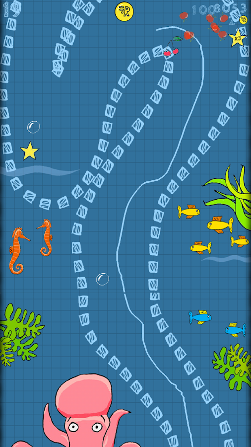 Scribble Racer - S Pen- screenshot