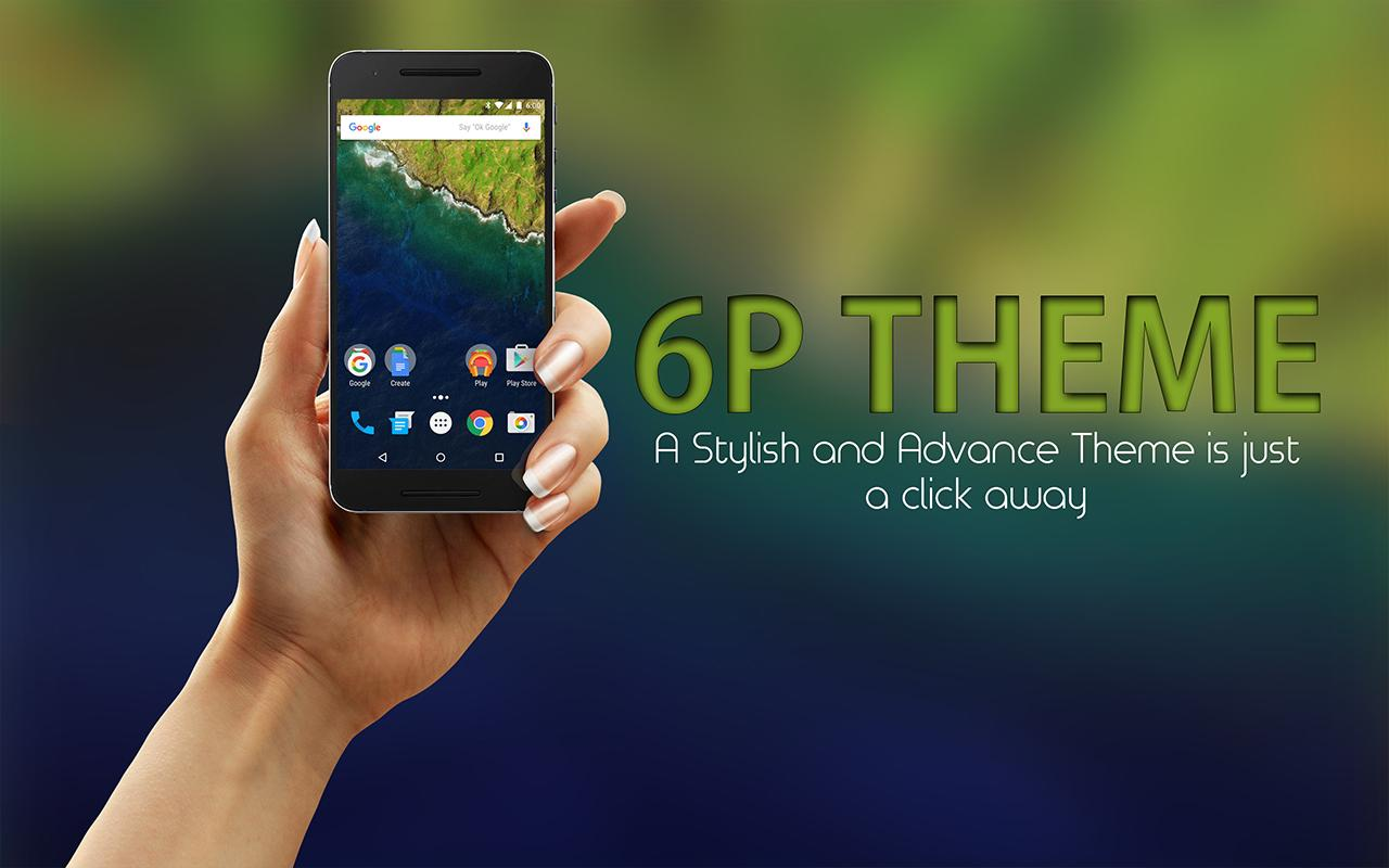 Google themes overwatch - Launcher For Nexus 6p Screenshot