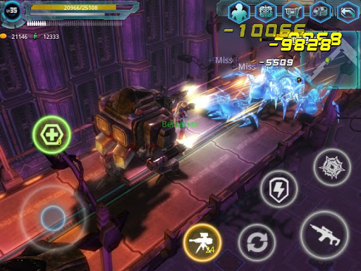 Alien Zone Raid screenshots 7