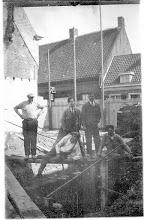 Photo: 1932 Liesbosstraat 16 heropbouw door C.Willemsen van woning-winkel-werkplaats