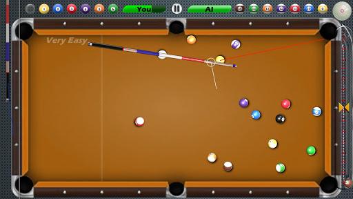 Master billiards : pro offline ball pool 2.1 screenshots 4