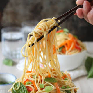 Cold Soba Noodles With Sesame Sauce Recipes.