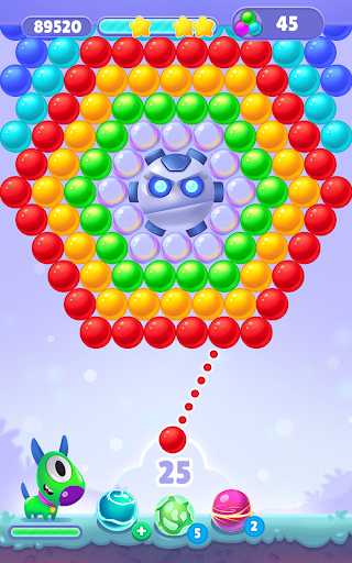 The Bubble Shooter Storyu2122 apkpoly screenshots 3