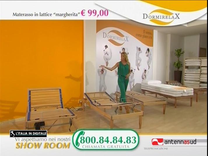 Materasso In Lattice Silvestro.Archivio News Puglia 2012 L Italia In Digitale La Tv Digitale