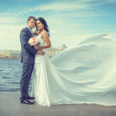 Wedding photographer Vitaliy Sorokin (vital40in). Photo of 29.09.2013