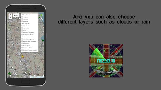 Download Freedar.uk | Live Aircraft Tracker For PC Windows and Mac apk screenshot 5