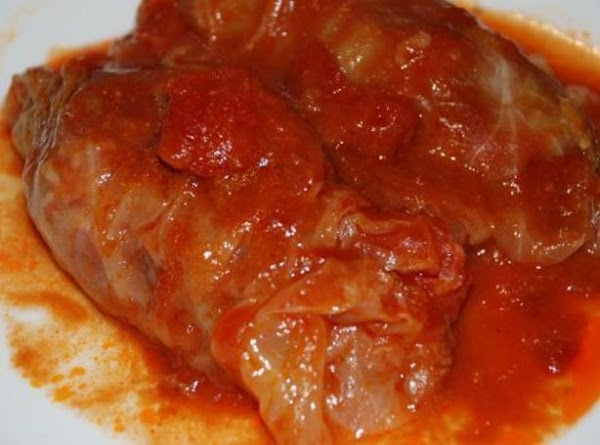 Sweet And Sour Cabbage Rolls Recipe