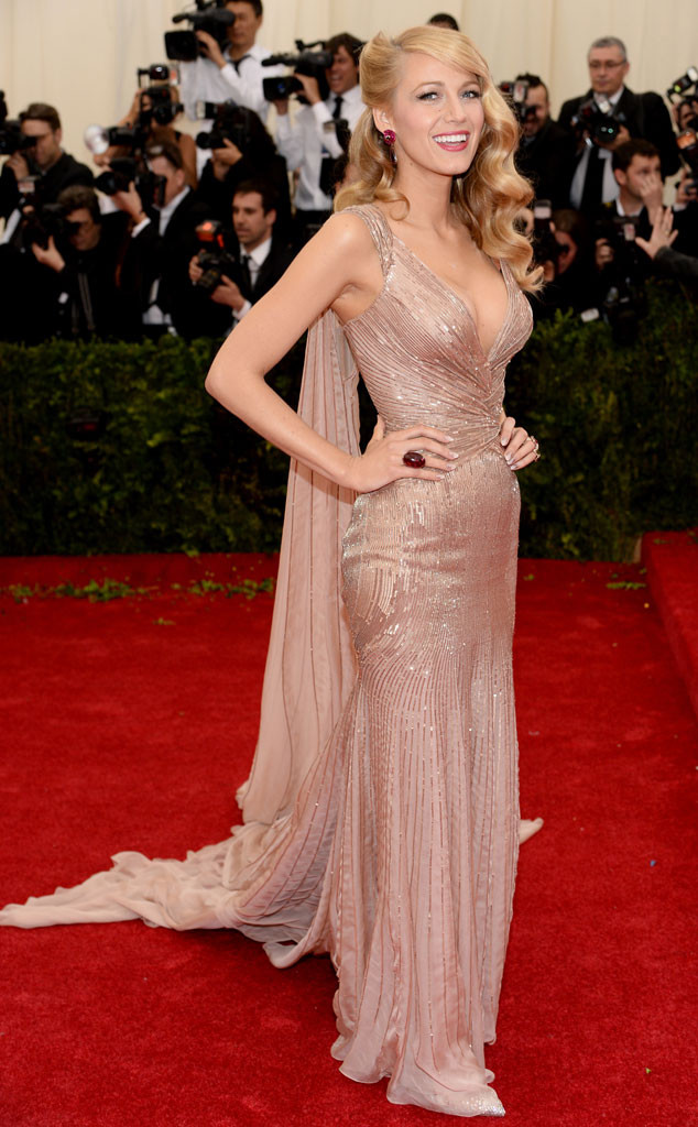 My Top 10 Favorite Looks From The Met Gala 2014 Tracy