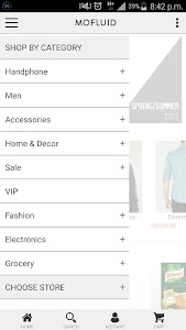 Mofluid - Magento Mobile App screenshot 4