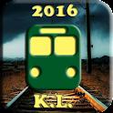 Kuala Lumpur Train Map 2016 icon