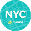 New York travel guide in English with map 🗽 icon