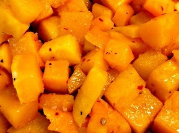 Sweet And Spicy Butternut Squash Recipe